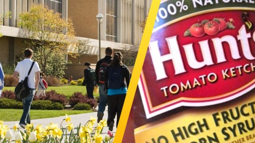 Student Struggles With Roommate Who Prefers Hunt's Ketchup