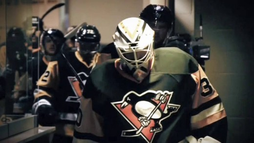 "Pens Stanley Cup Pump-Up Video – ""In The Air Tonight"""