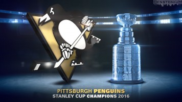 Pens Stanley Cup Champs