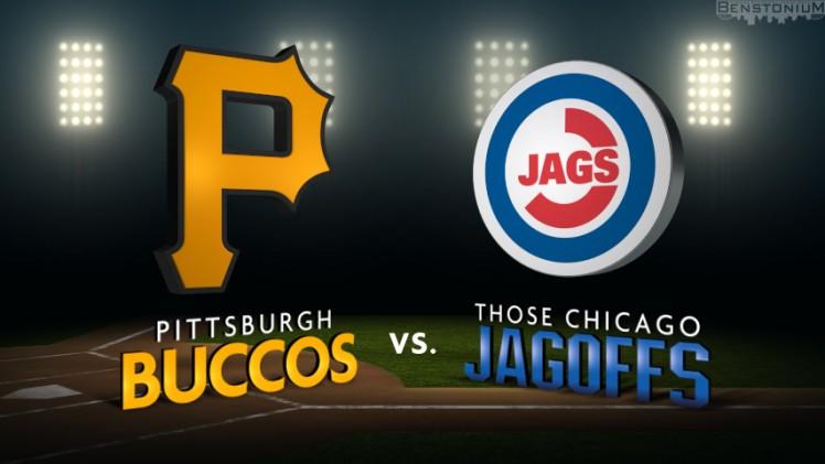Bucs vs. Chicago Jagoffs