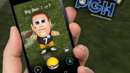 Big Ben Pokémon – Pokémon PGH App