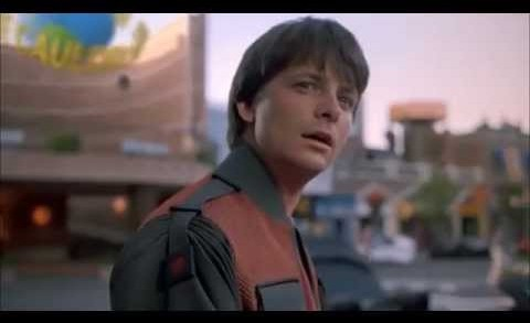 Back To The Future II – Cubs Lose
