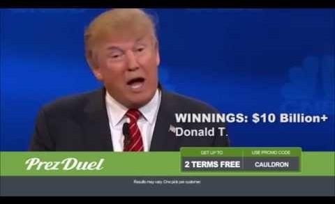 GOP Candidates / FanDuel Commercial