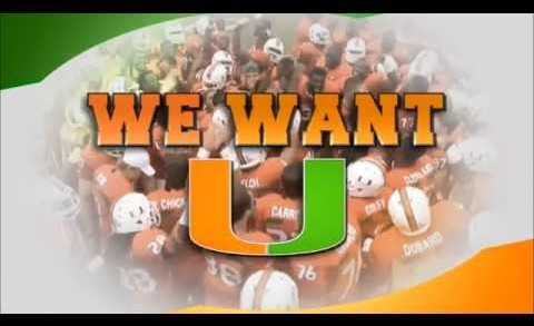 Miami Hurricanes Hiring New Coach