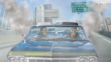 Smoke on Liberty Bridge – Martavis and Le'Veon Remix