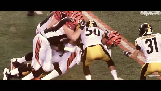 """Steelers vs. Bengals 2016 Pump-Up Video — """"I Know You"""""""