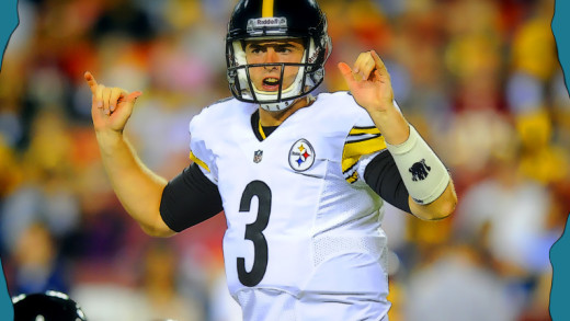 "Steelers Goosebumps — ""Starting QB: Landry Jones"""