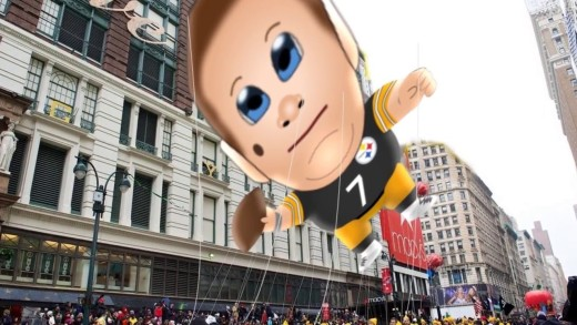 Top 5 Things You Don't Do at a Steelers' Family Thanksgiving
