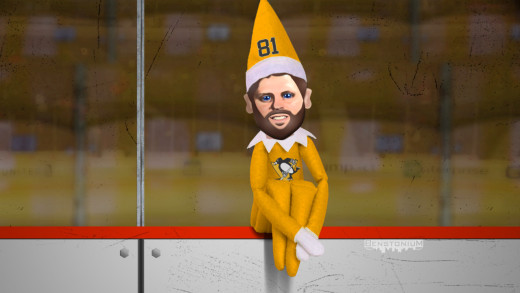 Kess-Elf on the Shelf