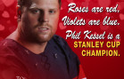 Phil Kessel Valentine's Day Card