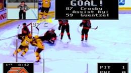 NHL '94 Replay – Pens vs. Flyers, Stadium Series