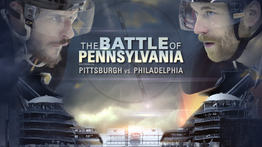 The Battle of Pennsylvania – Pens vs. Flyers