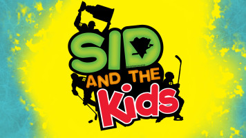 Sid and the Kids – Sour Patch Logo