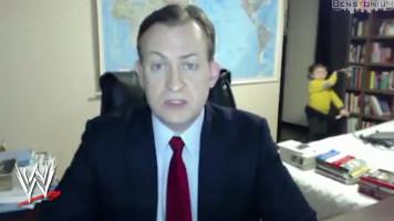 BBC News Dad Interrupted — WWE Remix