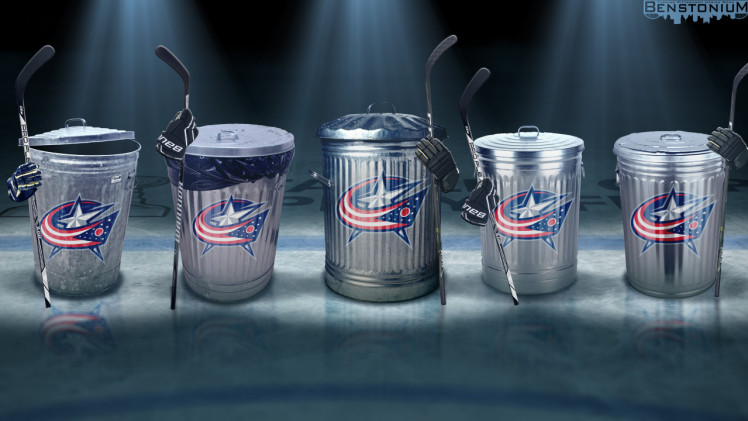 Blue Jackets Starting Lineup