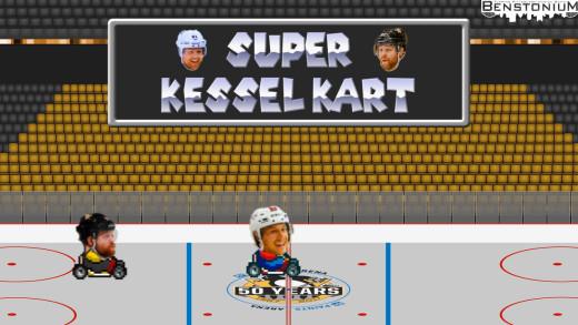 Super Mario Kart with Phil Kessel / Jay Beagle