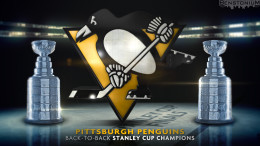 Pens Back-to-Back Champs