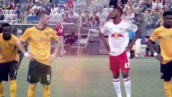 "Pittsburgh Riverhounds Pump-up Video – ""New Blood"""