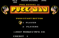 """Puck-Man"" – Phil Kessel / Pac-Man Remix"