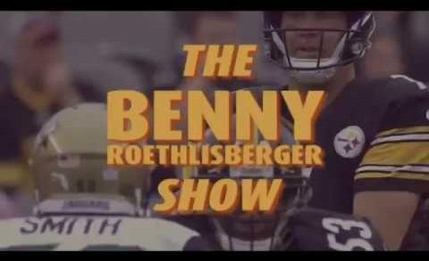 Ben Roethlisberger's 5 INTs — Benny Hill Remix