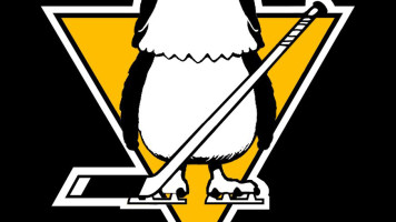 "Penguins / Star Wars ""Porg"" Logo"