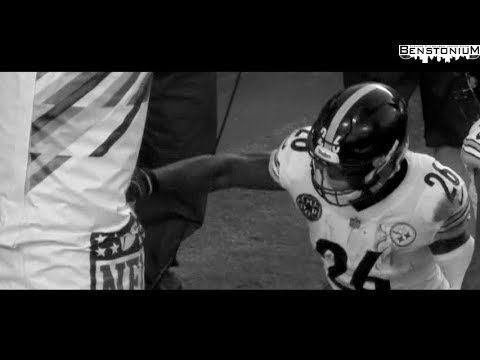 """Raging Bell"" – Le'Veon Bell Punches Goal Post"