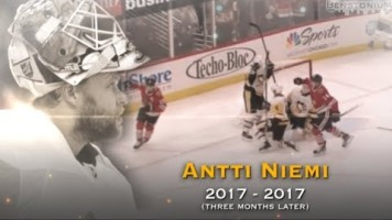 "Oscars ""In Memoriam"" for Pittsburgh Sports 2018"