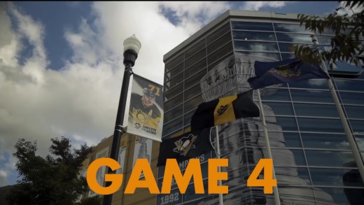 Penguins vs. Capitals, Game 4 Opening Montage