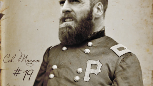 Civil War General Colin Moran