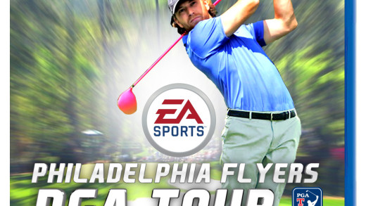 Flyers PGA Tour Video Game