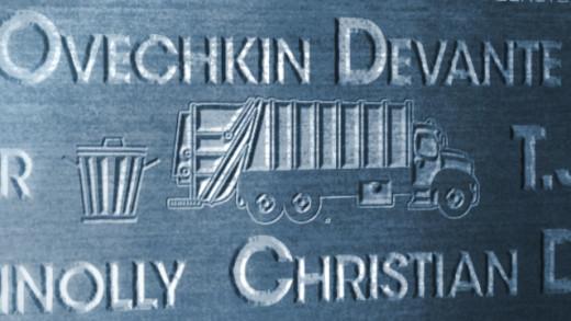 Stanley Cup Engraving – Tom Wilson