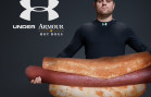 Phil Kessel Under Armour Hot Dogs