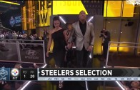 "Ryan Shazier walking / ""The Office"" Parody"