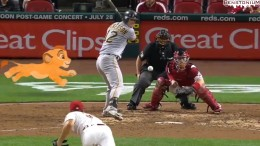 """Cat on the Field – """"Lion King"""" / Pirates Mashup"""