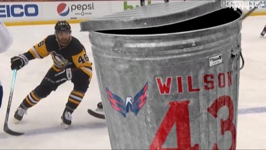 Trashcan Wilson Hits ZAR