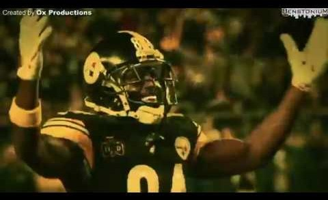 """Pittsburgh Steelers 2018 Pump Up — """"Seven"""""""
