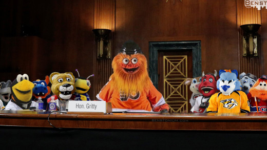 """Gritty"" Kavanaugh Hearing"