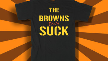 Browns Don't Suck T-Shirt