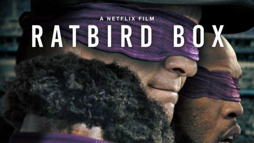 Rat Bird Box poster – Ravens Parody