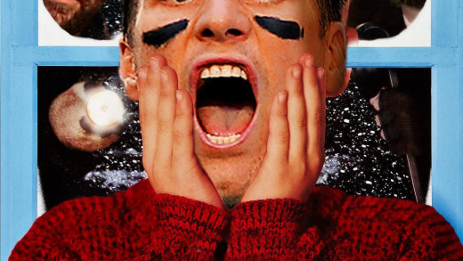 Home Alone – Tom Brady Version