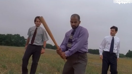 """Office Space"" Parody – Steelers fans destroy A.B. jersey"