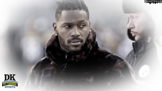 Antonio Brown Farewell Tribute