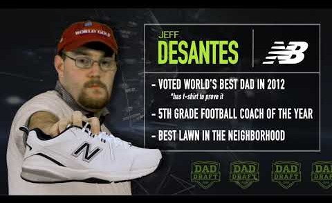 2019 Dad Draft (by Ox Productions)