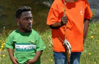 Antonio Brown | Jealous Fisherman Meme