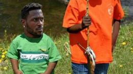 Antonio Brown | Jealous Fisherman Meme