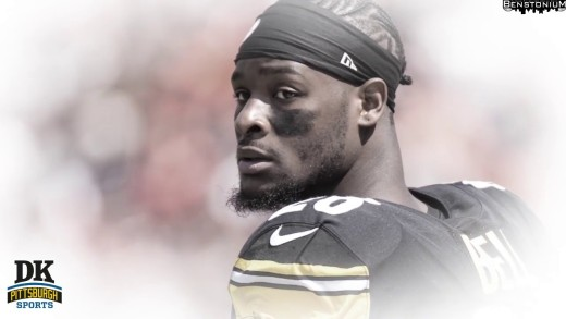 Le'Veon Bell Farewell Tribute