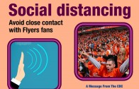 Coronavirus Tip – Flyers Fans