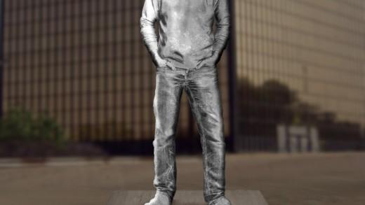 DVE Sean's Statue
