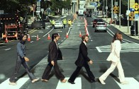 The Beatles on Forbes Avenue