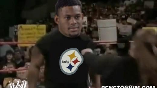 JuJu Joins DX – Steelers